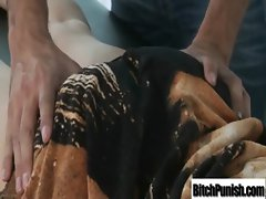 Buxom Lady Get Explicit Banged By Masseur vid-03