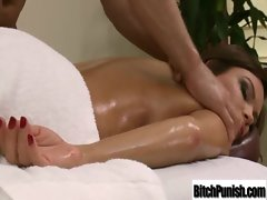Big titted Lassie Get Horny Banged By Masseur vid-13
