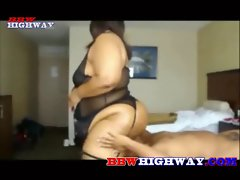 heavy bbbw mum and not her daughter double team boy