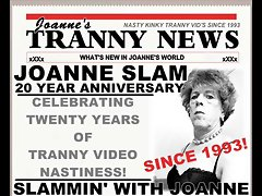 JOANNE SLAM - 20 YEARS OF Filthy FUN