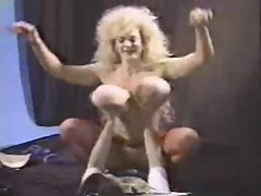 Chessie Moore - Big titted Stripper Rectal