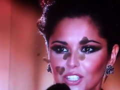 Cum tribute to Cheryl Cole