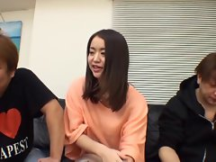 Kaede Niiyama - Cheating Mature whore (Threesome)
