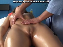 Wench massage therapist banged