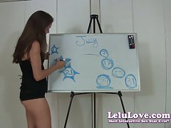 Lelu Love-July 2013 Cum Schedule