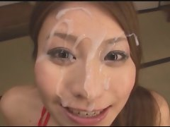 Jap facials compilation