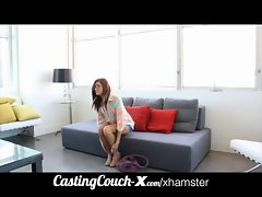 CastingCouch-X dumb barely legal midwest hussy porno