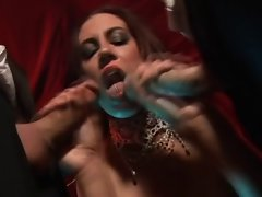 English whore Emma Ass gets screwed in a kinky episode