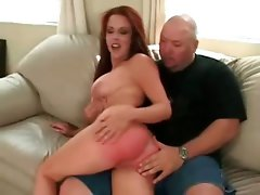 Buxom shocking body big boobed sexual Mum part1