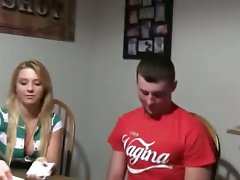 19yo randy chicks coitus on poker night