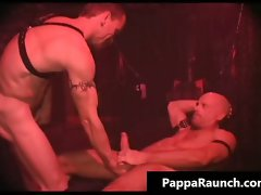 Big stiff phallus brutal sensual alluring gay part6