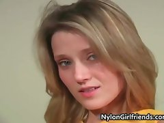 Sexual 18yo Carli Banks gets part6