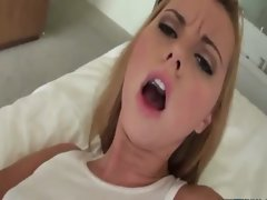 Amateur sex partner gets sensual anal ravaged