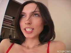 Sophie and her Sybian