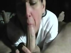 Dark haired mature whore caresses husbands xxl big cock