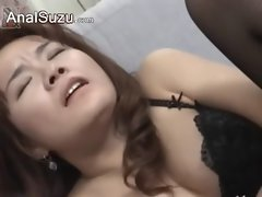 Asian sex from Tokyo in a room room