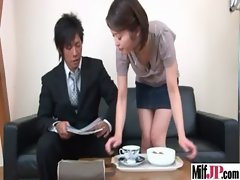 Luscious Whore Cougar Seductive japanese Get Brutal Sex clip-21