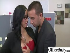 Office Bitch Chick Get Wild Play Sex clip-16