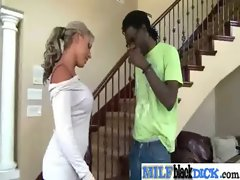 Black Phallus And Top heavy Mummy A Nice Fuck Combination clip-09