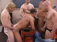 manhub.com.Full Tilt Bareback Orgy Is Too RAW for Words Man Hub &trade_