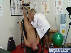 Luscious Pacient Get Wild Fuck In Doctor Office video-20