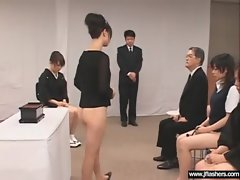 Asian Girlie Expose Sexual Body In Public video-22
