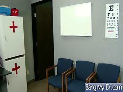 Luscious Pacient Get Wild Fuck In Doctor Office video-24