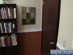 Luscious Pacient Get Explicit Fuck In Doctor Office video-07
