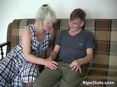 Alluring whorish experienced tempting blonde getting pussy