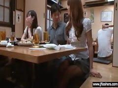 Asian Chick Expose Sexual Body In Public video-28