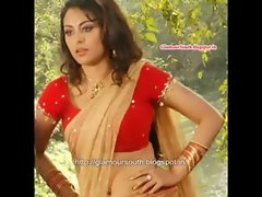 Meenakshi filthy vagina and inner thighs, armpit and cleavage