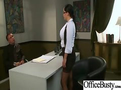 Racy And Filthy Office Babe Get Shagged video-32