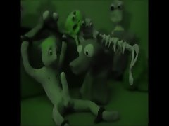 Clay Animation strange porn