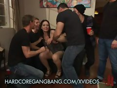 Dirty Gangbang of Sarah Shevon