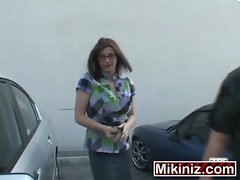 Mother Needs Money Sara Stone Sara Stone, Enormous tits Dark haired One Throat Grinding