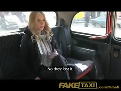 FakeTaxi Canadian tourist gets royally banged