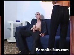 Sesso italiano in video porno fantastici - Porn italian great lewd ! Natural sex