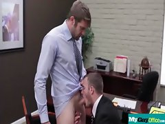 The Gay Office - Gay Rectal Sex &amp_ Dick Massage Movies 23