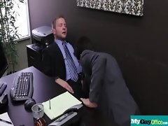 The Gay Office - Gay Butthole Sex &amp_ Shaft Massage Movies 24