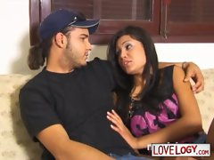 Unfaithful Husband Sara Lemos, Rectal Dark haired Latina