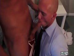 The Gay Office - Gay Bum Sex &amp_ Prick Massage Movies 15