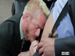 The Gay Office - Gay Asshole Sex &amp_ Phallus Massage Movies 13