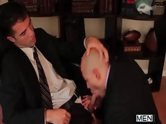 The Gay Office - Gay Rectal Sex &amp_ Prick Massage Movies 03