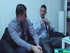 The Gay Office - Gay Anus Sex &amp_ Penis Massage Movies 24