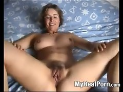 Amature french married woman