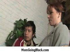 Cougar Momma Interracial Brutal Bang 17