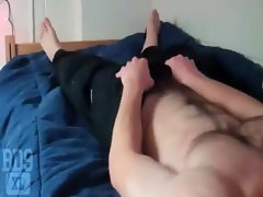 Cumming In Bed