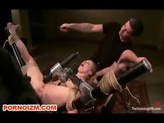 BDSM Training of Slave Penny Pax 2