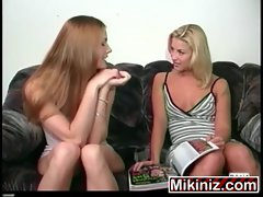 Levels Of Penetration Daisy Chain Temptress,Blonde Lesbo Redhead Toys