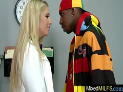 Vixen Alluring Filthy bitch Love To Fuck Brutal Black Dick vid-11